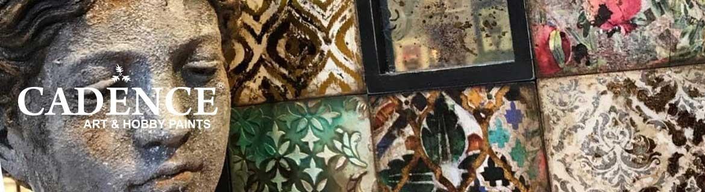 CADENCE ® - E não precisa de mais nada para artes decorativas